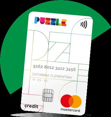 cartao credito puzzle